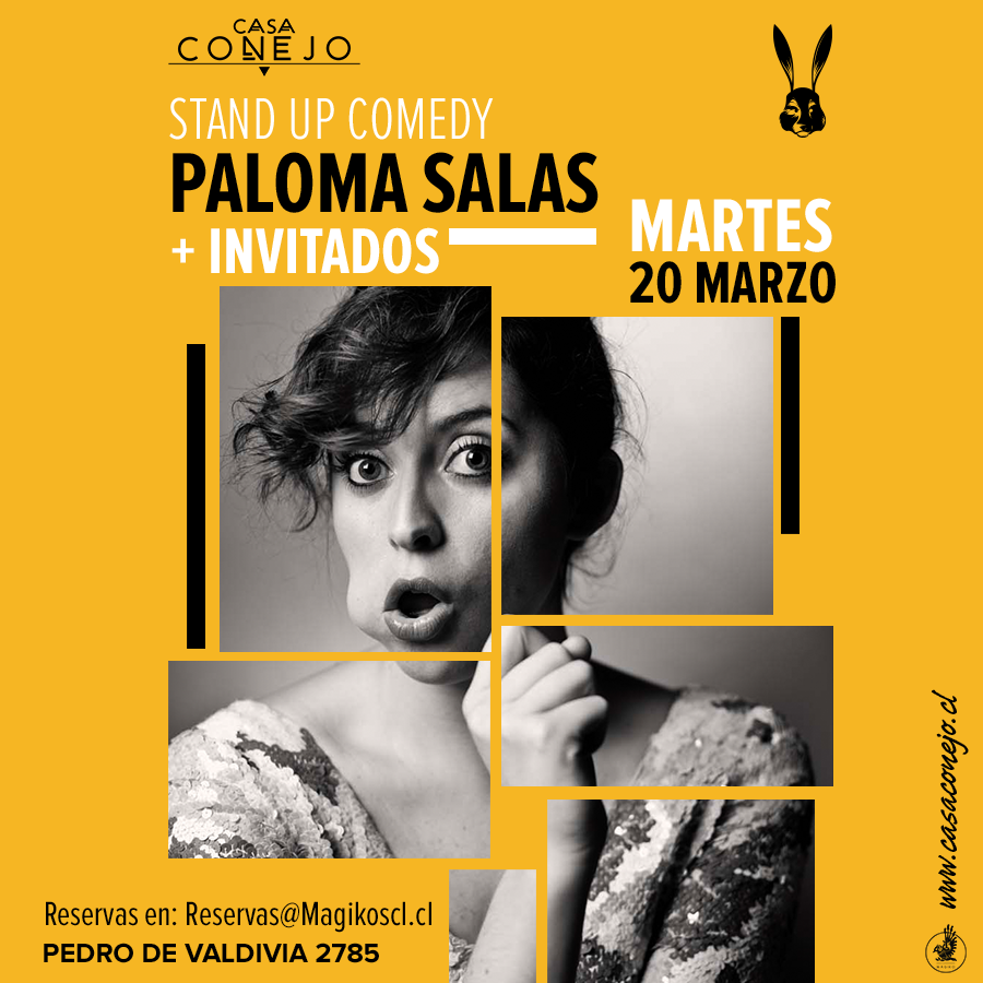 Stand Up Comedy · 20 de marzo