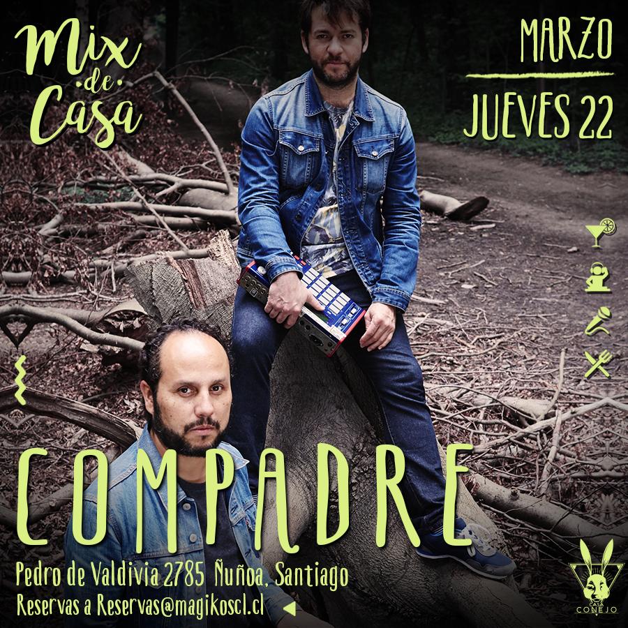 Mix de Casa · 22 de marzo