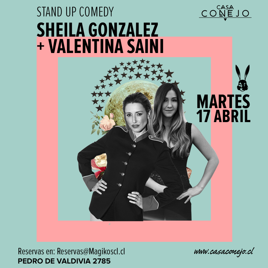 Stand Up Comedy · 17 de Abril
