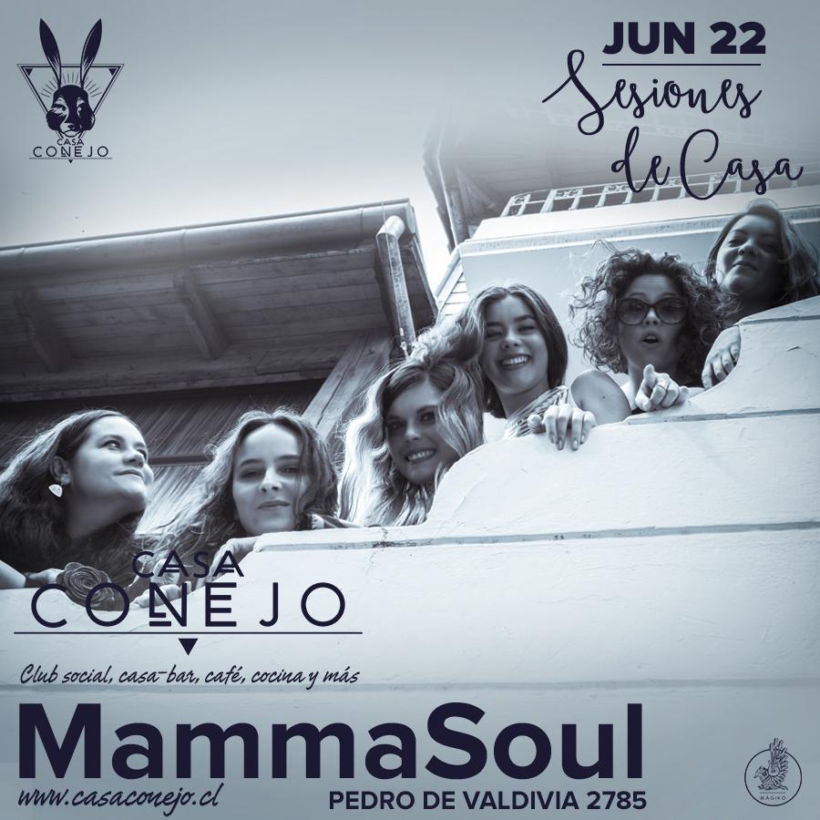 Sesiones de Casa · 22 de Junio
