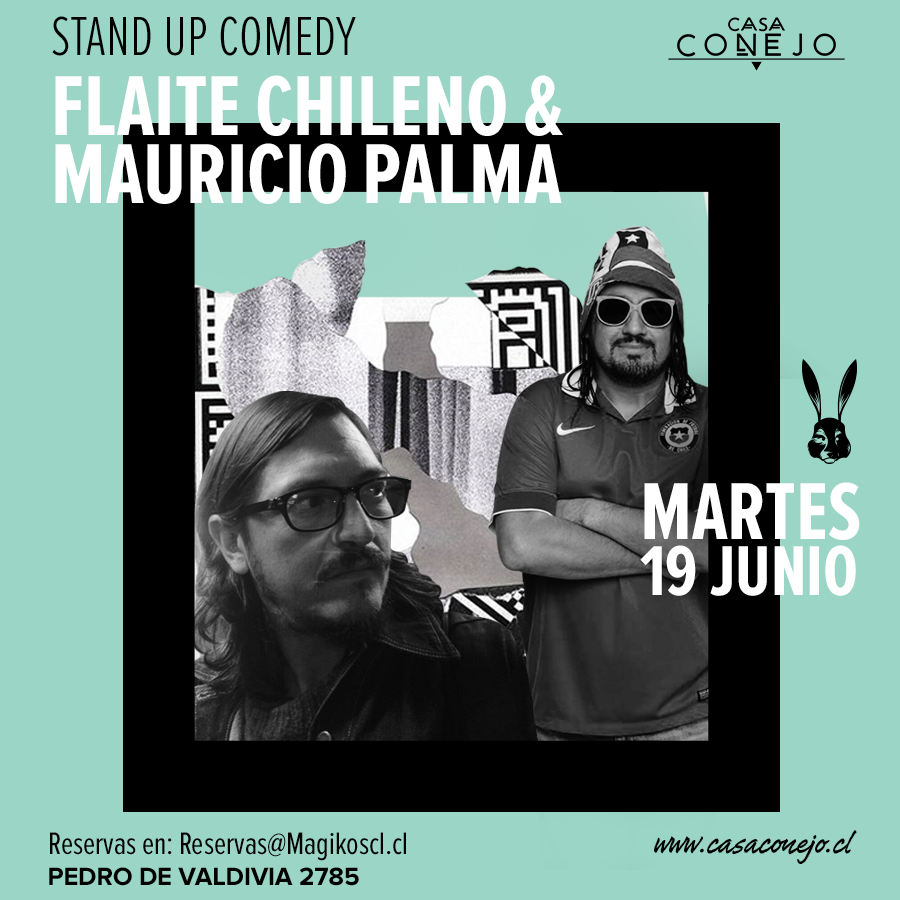 Stand Up Comedy · 19 de Junio