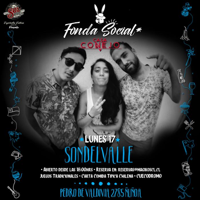 Sondelvalle · 17 de septiembre